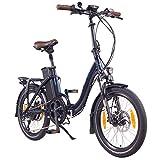 """NCM Paris+ 20"""" E-Bike"""